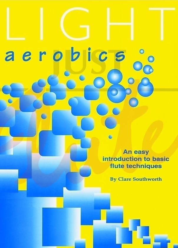 Light Aerobics by Clare Southworth book
