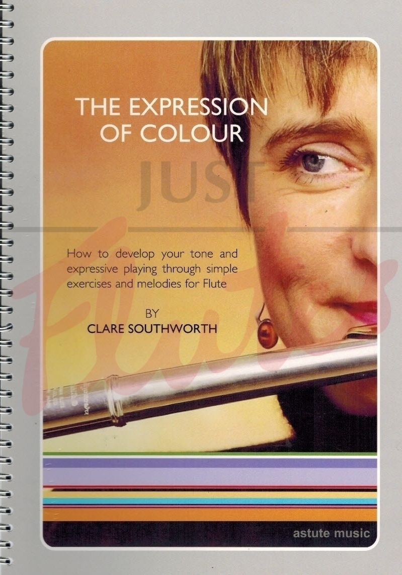 The Expression of Colour by Clare Southworth book
