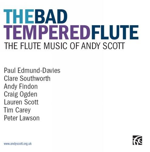 The Bad Tempered Flute CD cover